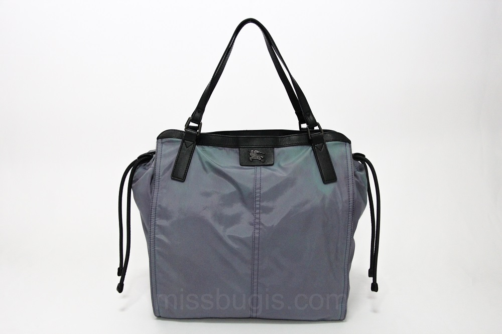 Burberry Buckleigh Tote Cobalt