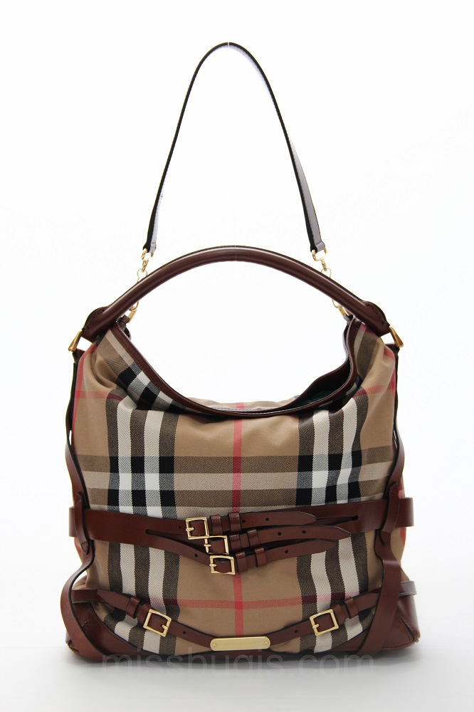 Burberry Gosford Hobo Bag