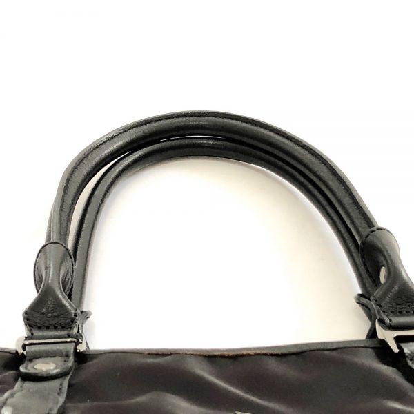 Burberry Blue Label Black Nylon Bag