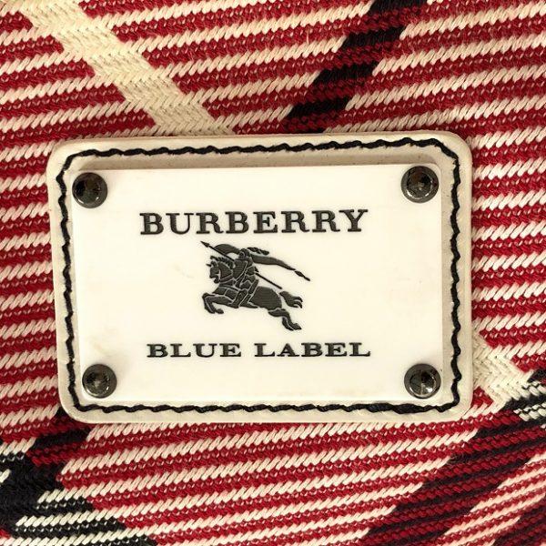 Burberry Blue Label Croissant 2-way Bag