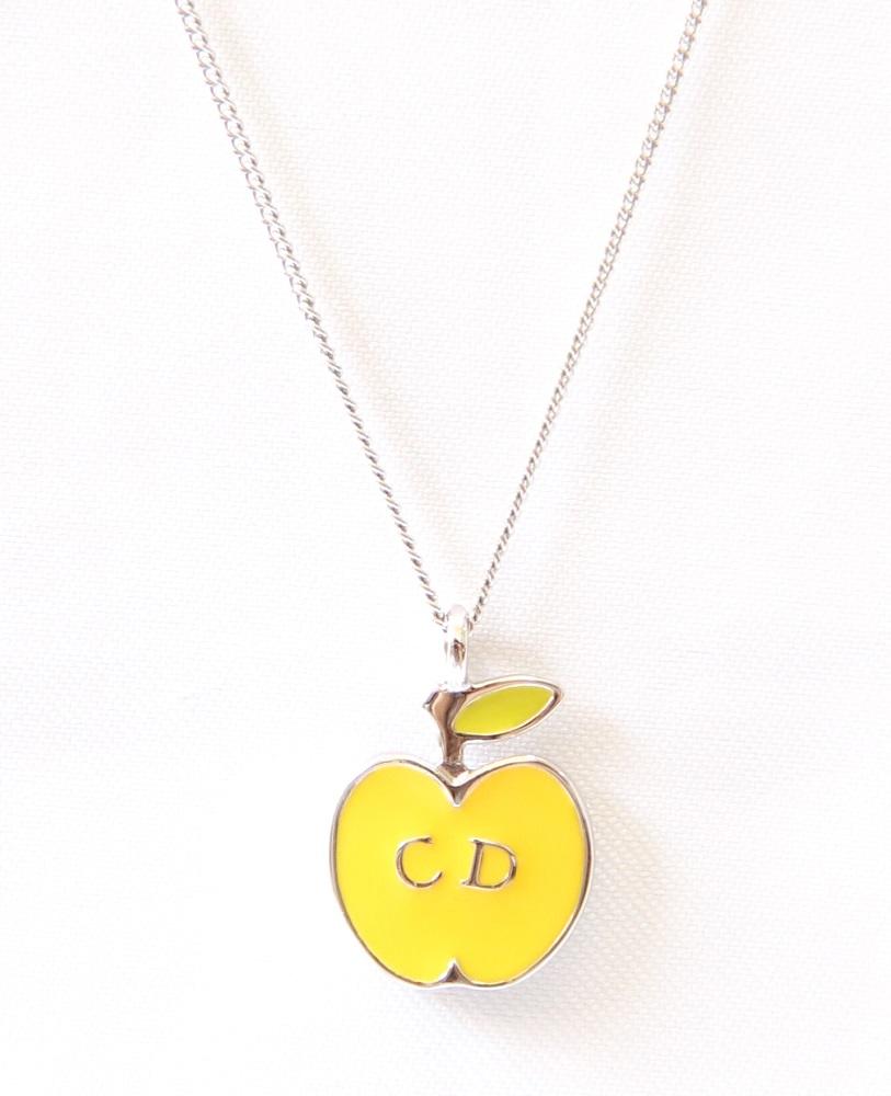 Christian Dior Apple Adjustable Necklace