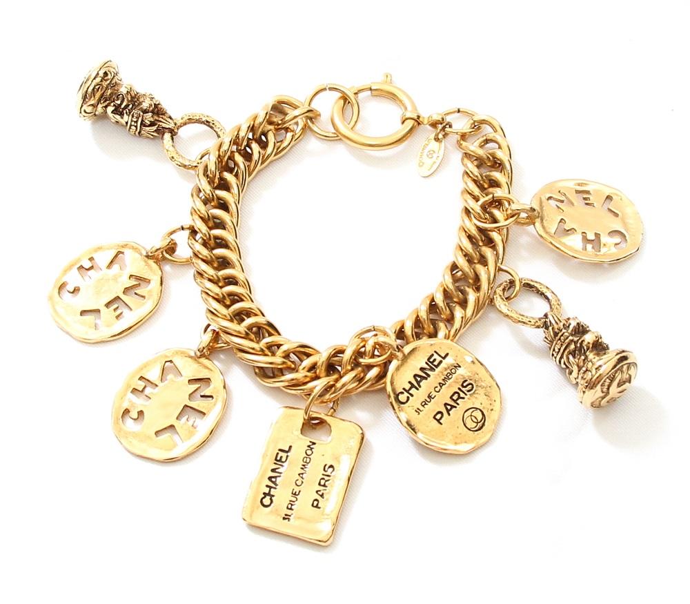 Chanel Rue Cambon Bracelet