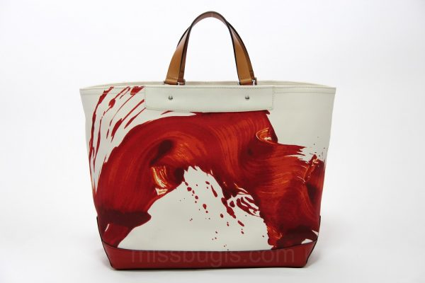 Coach x James Nares Limited Edition 083 of 175 Tote