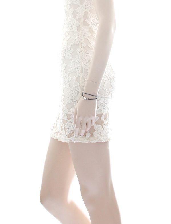 Hermes Cotton Strap Bracelet/Choker