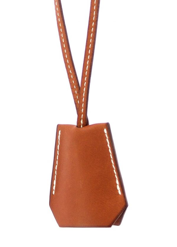 Hermes Clochette Leather Necklace/Watch Holder