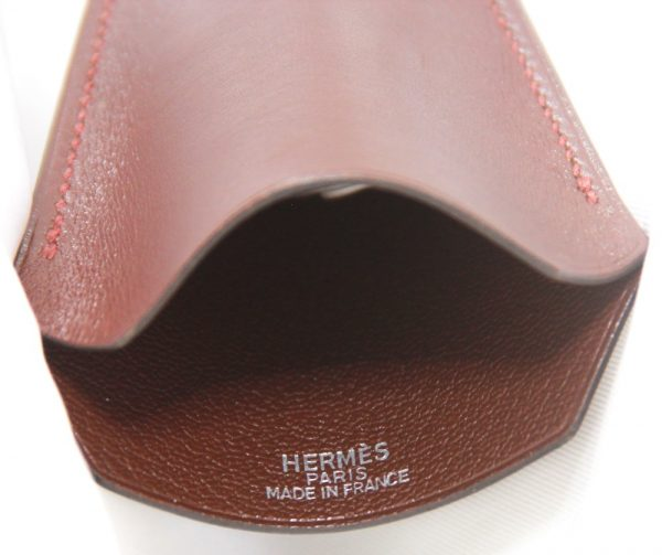 Hermes Clochette Leather Necklace/Key Holder