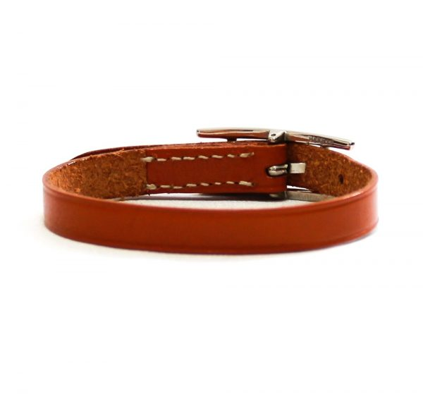 Hermes Behapi Simple Tour Leather Bracelet