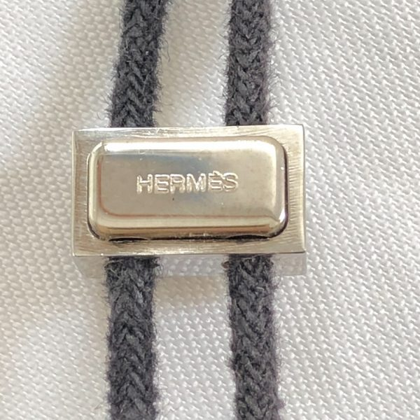 Hermes Coin Case Leather Necklace