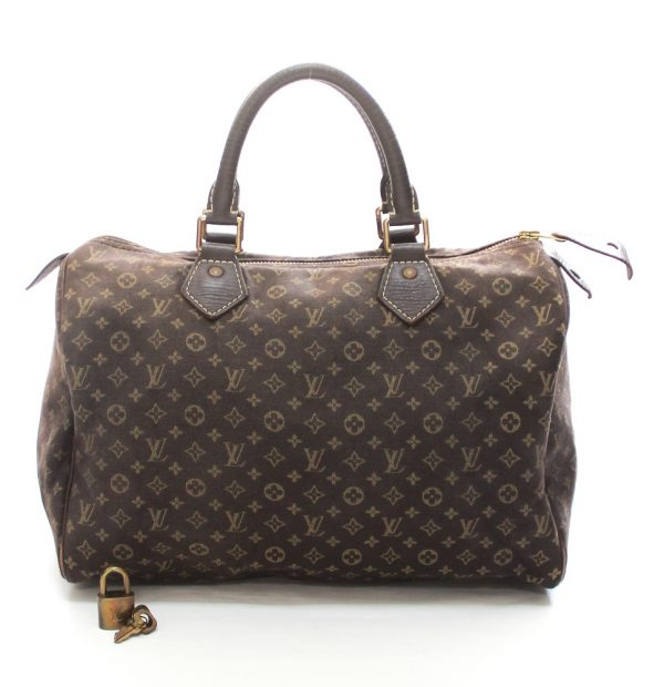 Louis Vuitton Monogram Idylle Speedy 30