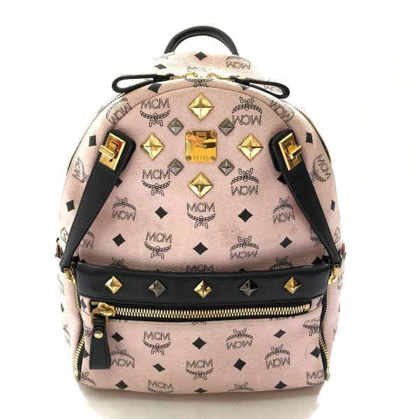 MCM Dual Stark Backpack Small