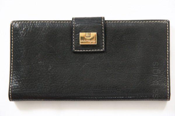 Salvatore Ferragamo Bi-Fold Leather Wallet