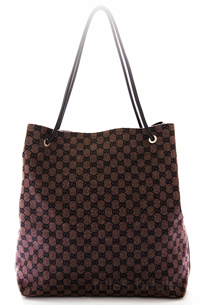 Gucci GG Canvas Gifford Large Tote