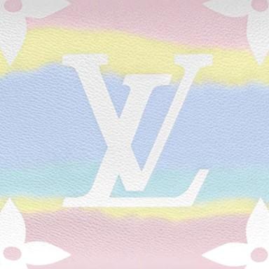Louis Vuitton Escale Monogram Canvas Pastel