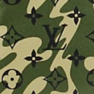 Louis Vuitton Monogram Canvas Camouflage