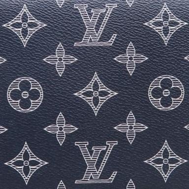 Louis Vuitton Savane Monogram Canvas Blue