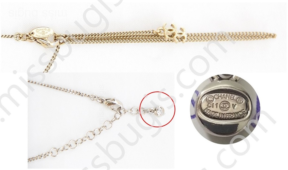Chanel Costume Jewelry Dating Stamping Mark Guide - Plaque Hung As Adornment