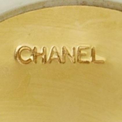 Chanel Earrings CHANEL Stamp