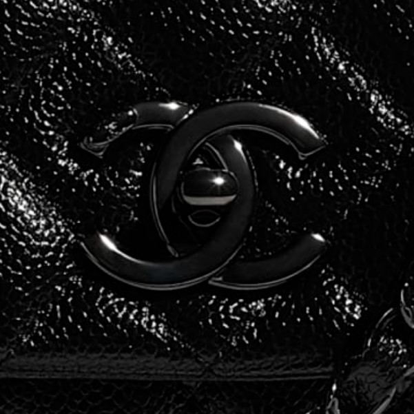 Different Types of Chanel Hardware - Chanel black metal