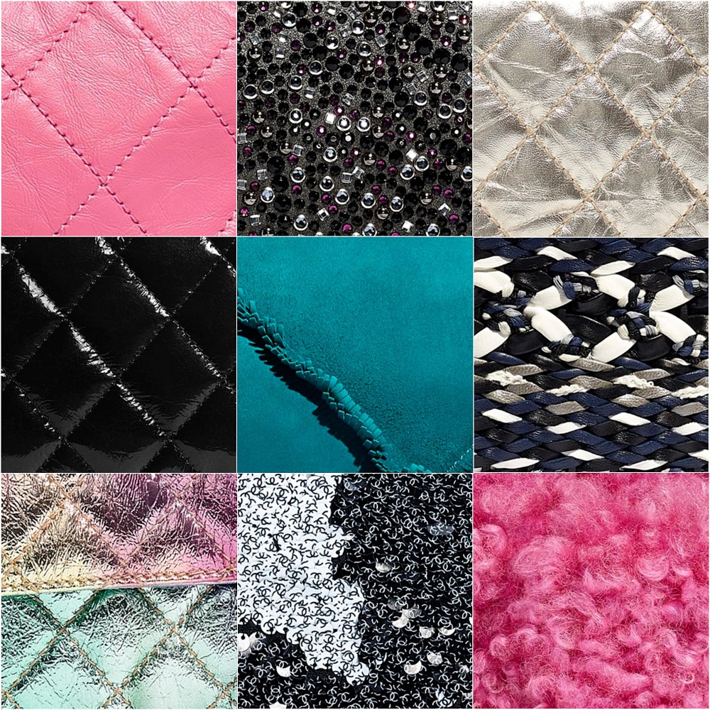 Different Types of Chanel Leather