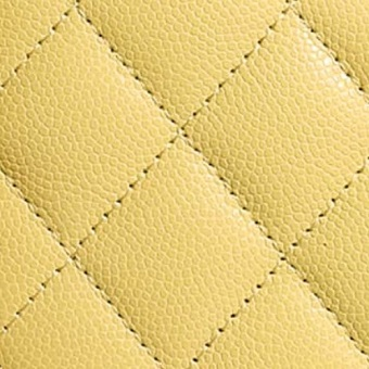 Different Types of Chanel Leather - Chanel grained calfskin