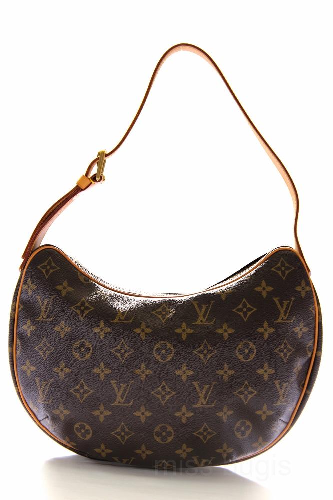 Louis Vuitton Monogram Canvas Croissant MM