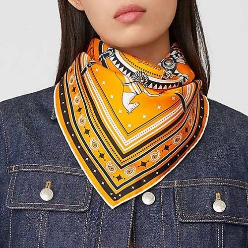 Square scarf 55cm
