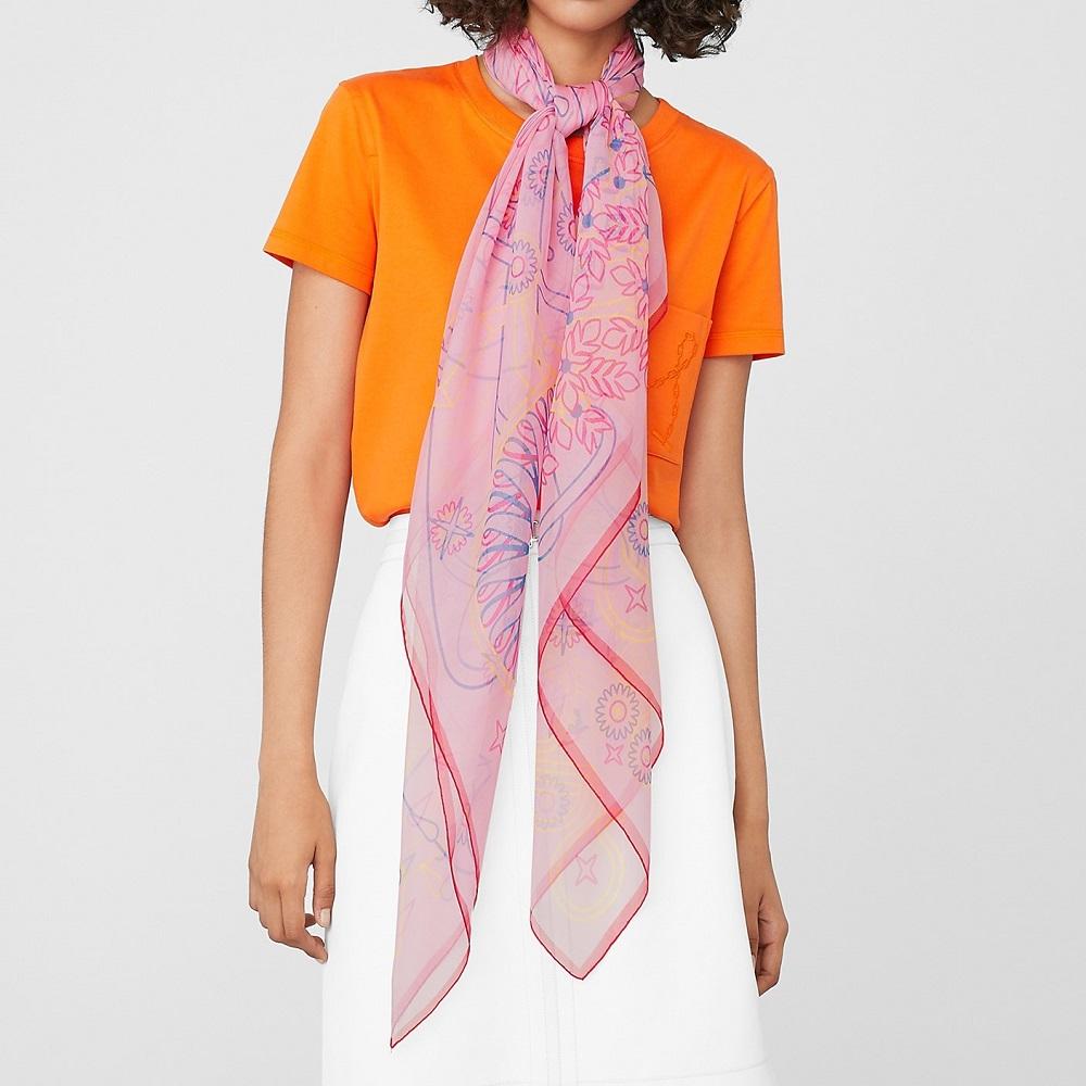Hermes scarf 140cm