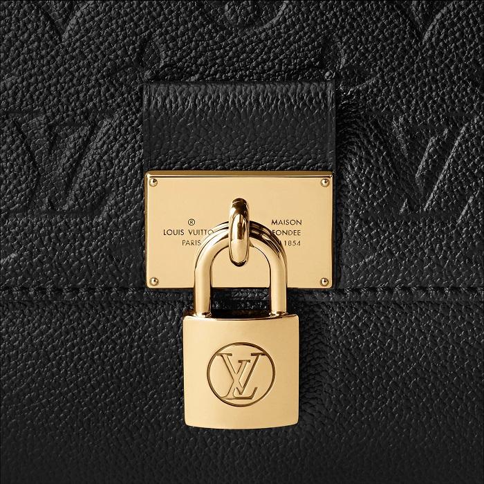 LV magnetic signature padlock closure