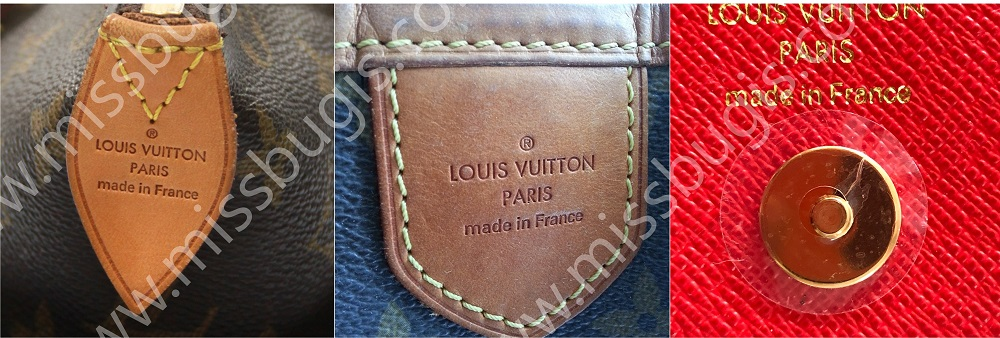 Louis Vuitton Made In Label