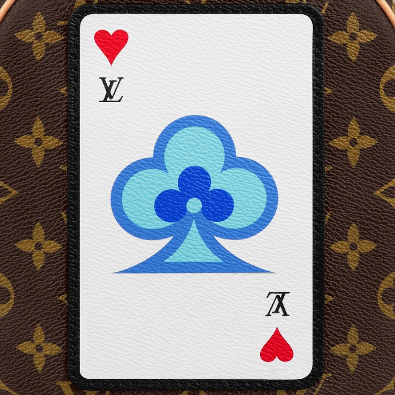 Louis Vuitton Game On Monogram Canvas Brown
