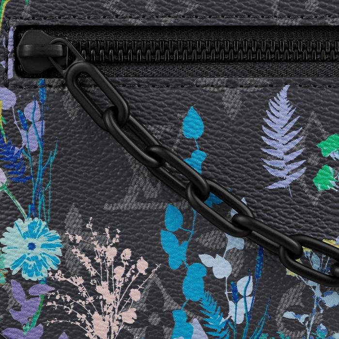 Louis Vuitton Monogram Eclipse - Men's Spring-Summer 2020 Collection Floral Print