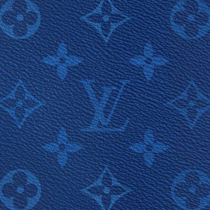 Louis Vuitton Monogram Eclipse Navy Blue