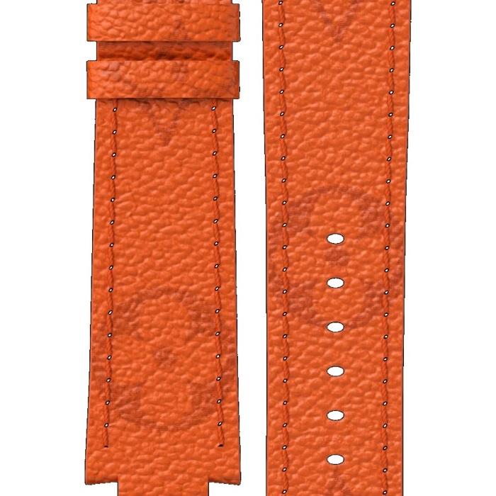 Louis Vuitton Monogram Orange