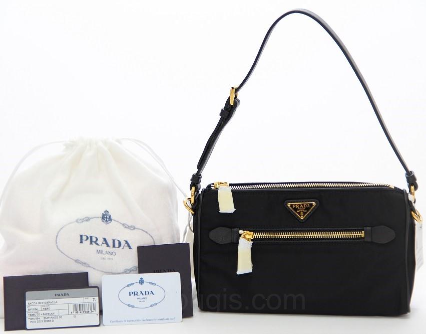 Prada Sacca Sottospalla Bag