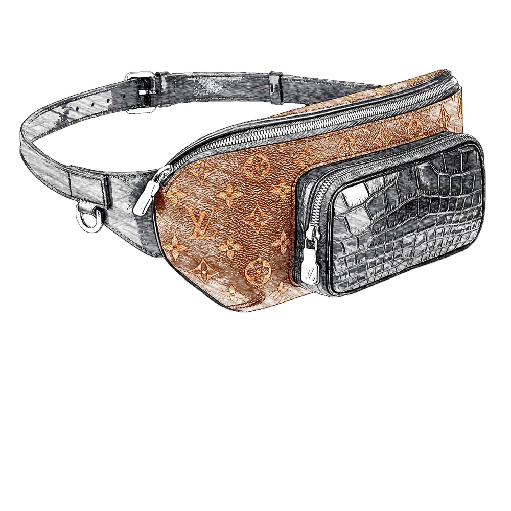 LV Belt Bag