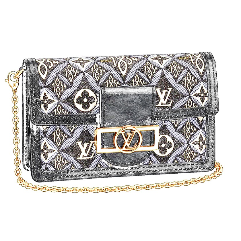 LV Dauphine Chain Wallet