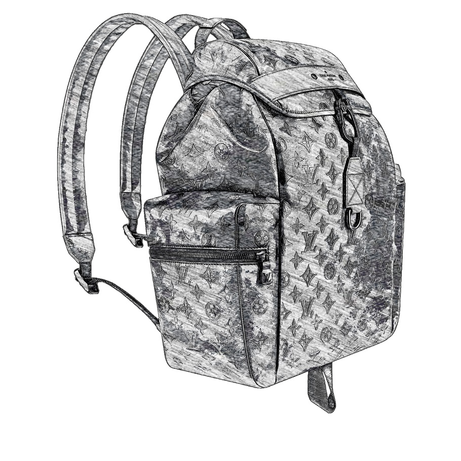 LV Discovery Backpack