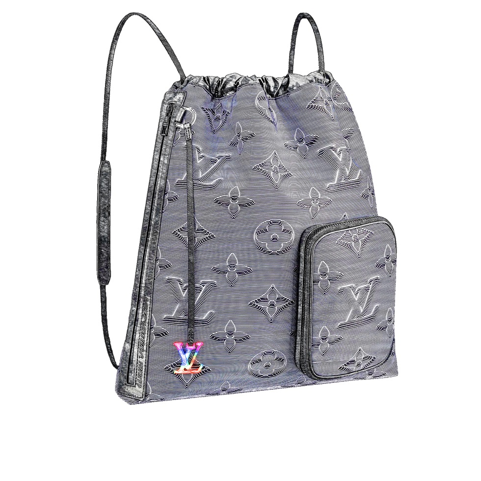 LV Drawstring Backpack