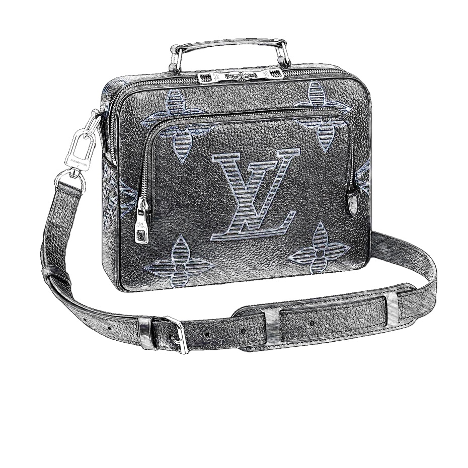 LV Flight Case Bag