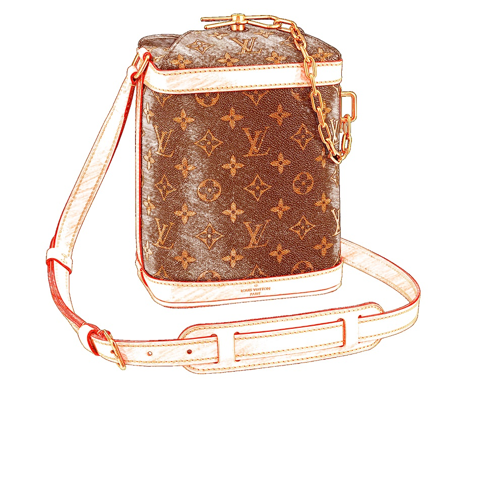 LV Sac Milk Box
