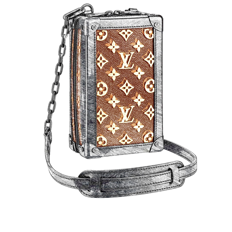 LV Vertical Soft Trunk