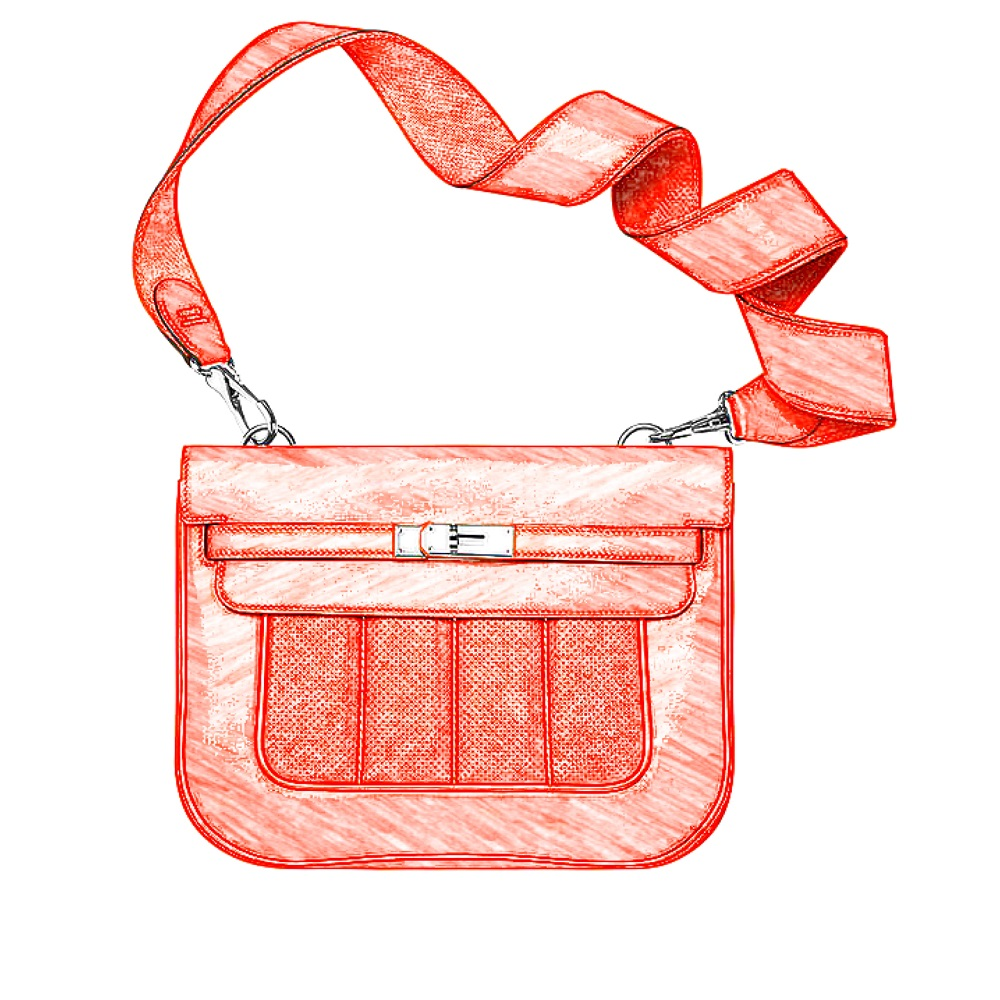 Hermes Berline Bag