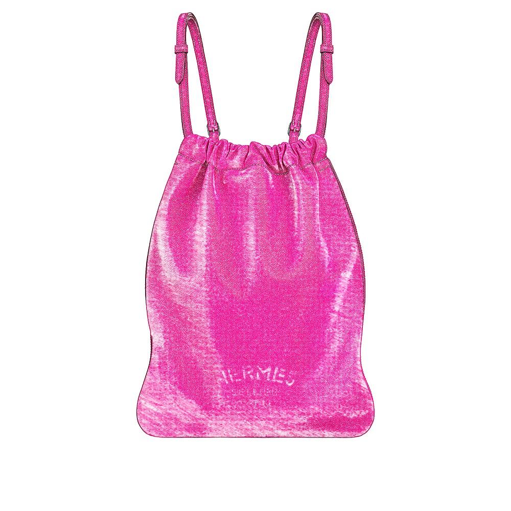 Hermes Bridado Backpack