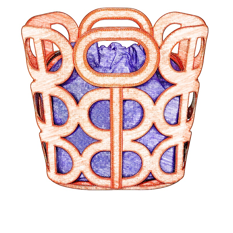 Hermes Chaine d'Ancre Bag