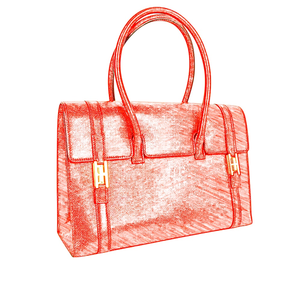 Hermes Drag Bag