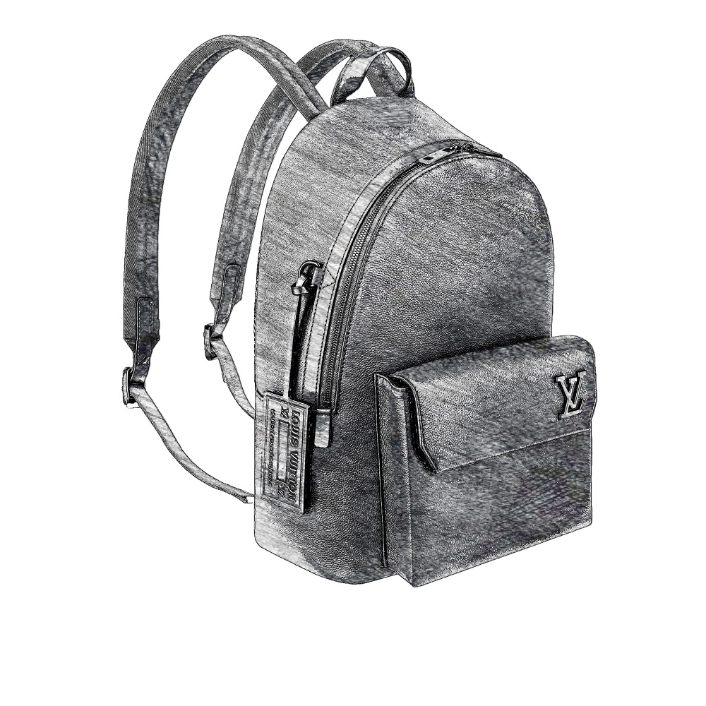 LV Aerogram Backpack