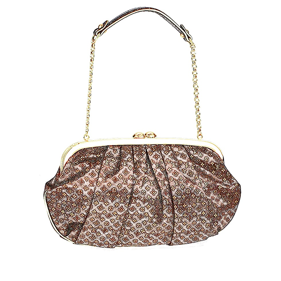 LV Aumoniere Evening Bag