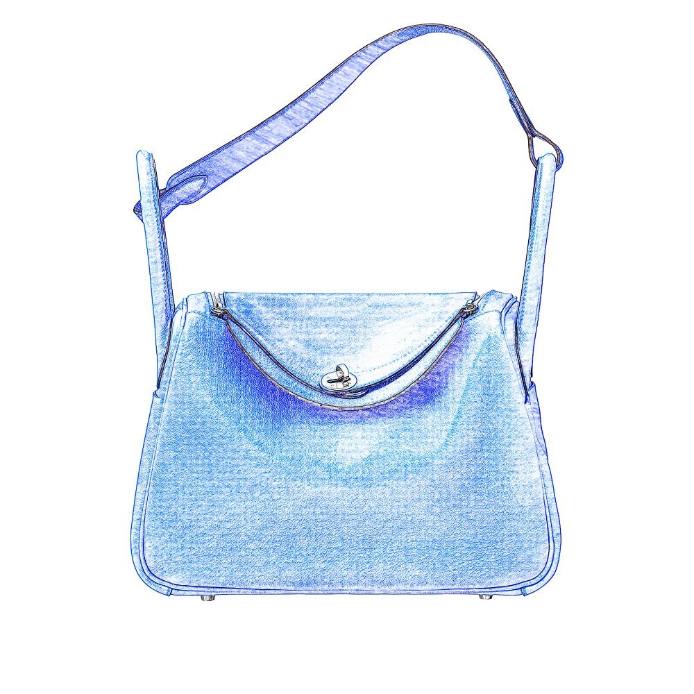 Hermes Lindy Bag