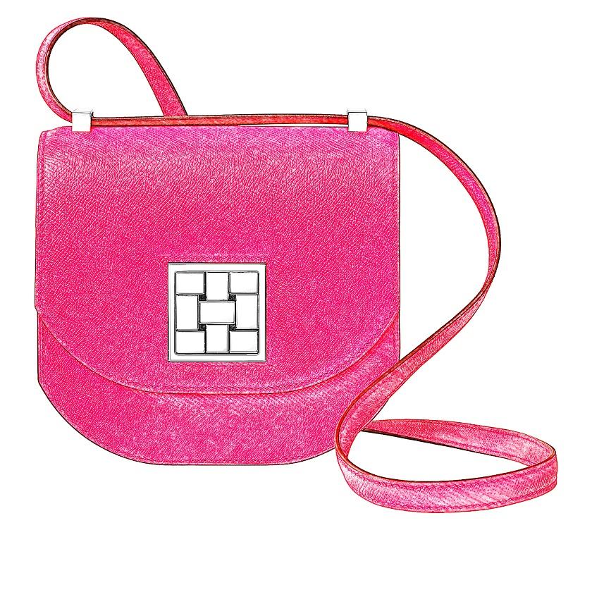 Hermes Mosaique Au Bag