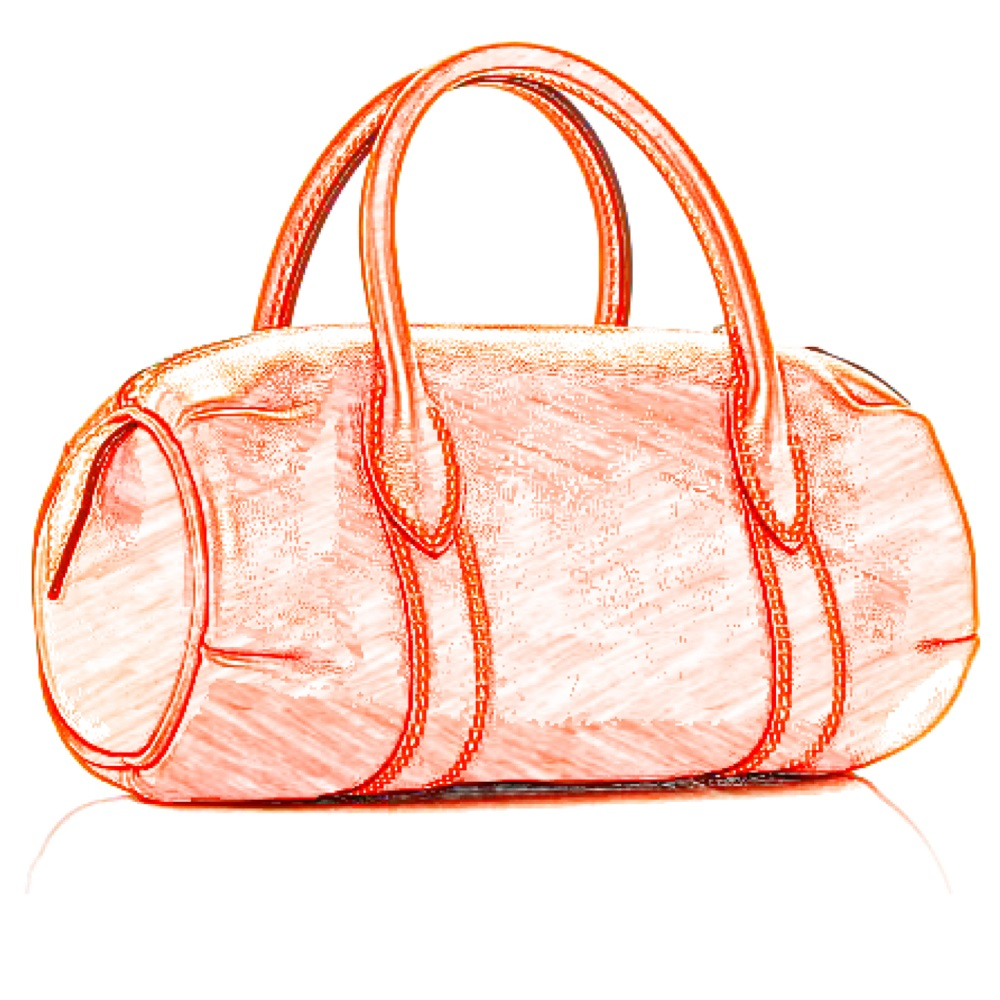 Hermes Polochon Bag
